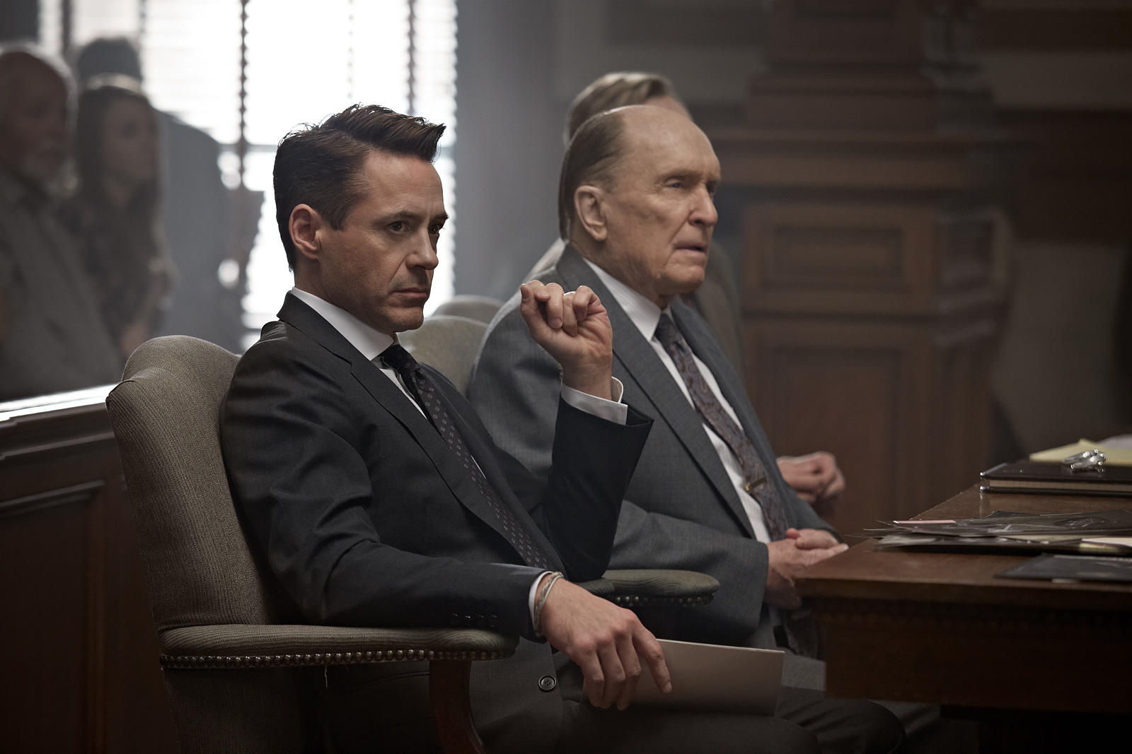 The Judge ©2014 Warner Bros.